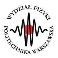 Wydział Fizyki Politechniki Warszawskiej